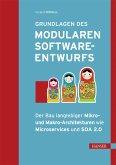 Grundlagen des modularen Softwareentwurfs (eBook, ePUB)