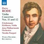Violinkonzerte 11+12