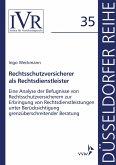 Rechtsschutzversicherer als Rechtsdienstleister (eBook, PDF)