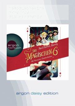 Mr Vernons Zauberladen / Die Magischen Sechs Bd.1 (1 MP3-CD, DAISY Edition) - Harris, Neil P.
