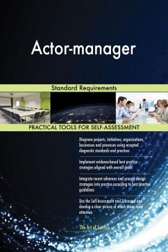 Actor-manager Standard Requirements (eBook, ePUB)