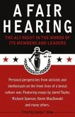 A Fair Hearing (eBook, ePUB)