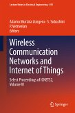 Wireless Communication Networks and Internet of Things (eBook, PDF)