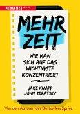 Mehr Zeit (eBook, ePUB)