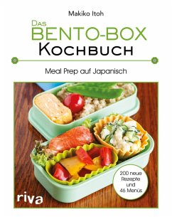 Das Bento-Box-Kochbuch (eBook, ePUB)