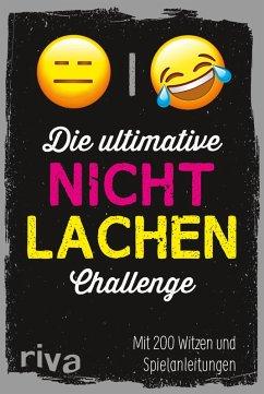 Die ultimative Nicht-lachen-Challenge (eBook, ePUB)