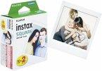 1x2 Fujifilm Instax Square Film white frame
