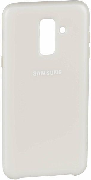 Samsung Dual Layer Cover Fur Galaxy A6 Plus 2018 Gold Portofrei