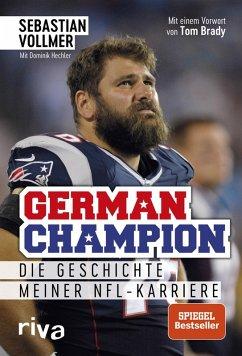 German Champion (eBook, PDF) - Vollmer, Sebastian; Hechler, Dominik