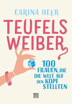 Teufelsweiber (eBook, ePUB) - Heer, Carina