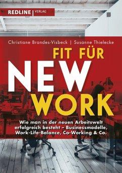 Fit für New Work (eBook, PDF) - Brandes-Visbeck, Christiane; Thielecke, Susanne