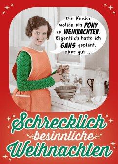 Schrecklich besinnliche Weihnachten (eBook, ePUB)