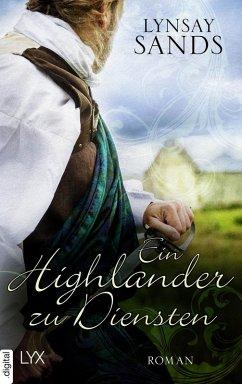 Ein Highlander zu Diensten / Highlander Bd.5 (eBook, ePUB) - Sands, Lynsay