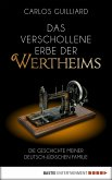 Das verschollene Erbe der Wertheims (eBook, ePUB)