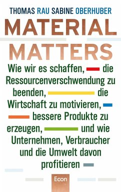 Material Matters (eBook, ePUB) - Rau, Thomas; Oberhuber, Sabine