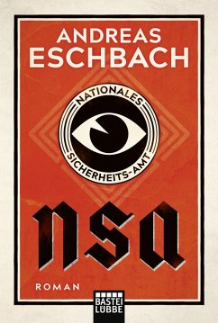 NSA - Nationales Sicherheits-Amt (eBook, ePUB) - Eschbach, Andreas