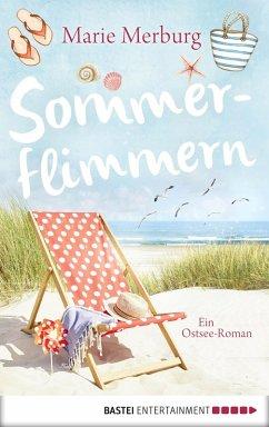 Sommerflimmern (eBook, ePUB) - Merburg, Marie
