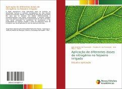 Aplicação de diferentes doses de nitrogênio no feijoeiro irrigado