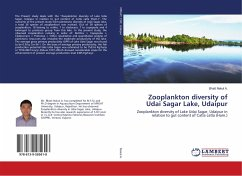 Zooplankton diversity of Udai Sagar Lake, Udaipur