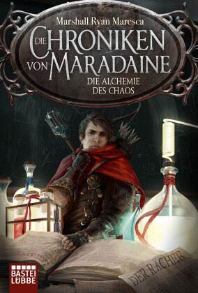 Buch-Reihe Die Chroniken von Maradaine