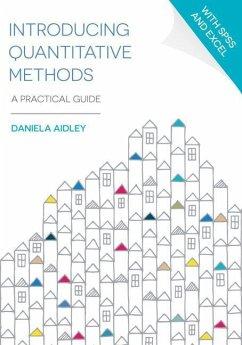 Introducing Quantitative Methods - Aidley, Daniela