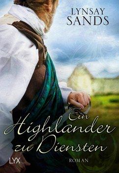Ein Highlander zu Diensten / Highlander Bd.5 - Sands, Lynsay