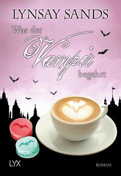 Was der Vampir begehrt / Argeneau Bd.27 - Sands, Lynsay