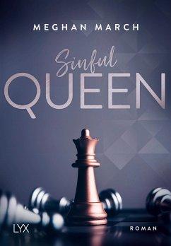 Sinful Queen / Sinful Trilogie Bd.2 - March, Meghan
