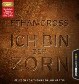 Ich bin der Zorn / Francis Ackerman junior Bd.4 (1 MP3-CD)