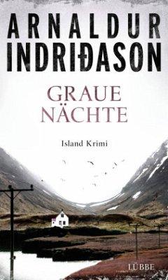 Graue Nächte / Flovent & Thorson Bd.2 - Indriðason, Arnaldur