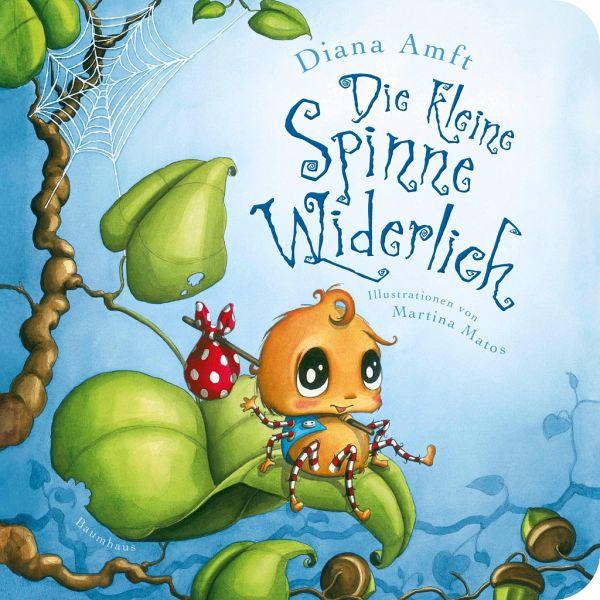 Die kleine Spinne Widerlich Bd.1
