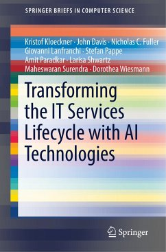 Transforming the IT Services Lifecycle with AI ...