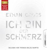 Ich bin der Schmerz / Francis Ackerman junior Bd.3 (1 MP3-CD)
