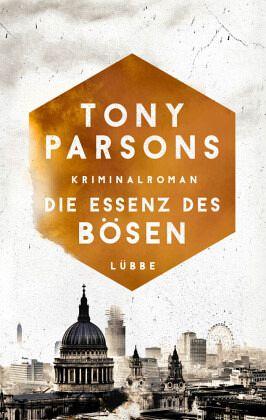 Buch-Reihe Detective Max Wolfe von Tony Parsons