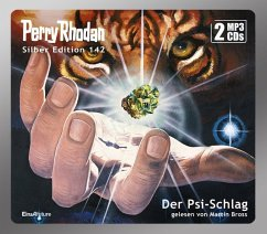 Der Psi-Schlag / Perry Rhodan Silberedition Bd.142 (1 MP3-CD) - Ewers, H. G.