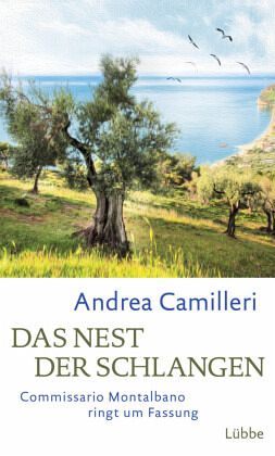 Buch-Reihe Commissario Montalbano von Andrea Camilleri