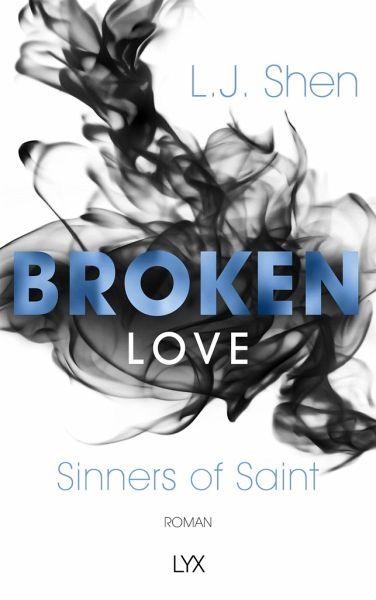 Buch-Reihe Sinners of Saint