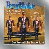 Das heimliche Imperium / Perry Rhodan Silberedition Bd.57 (14 Audio-CDs)
