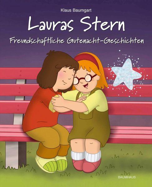 Buch-Reihe Lauras Stern Gutenacht-Geschichten