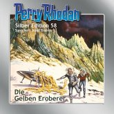 Die gelben Eroberer / Perry Rhodan Silberedition Bd.58 (14 Audio-CDs)