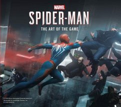Marvel's Spider-Man: The Art of the Game - Davies, Paul