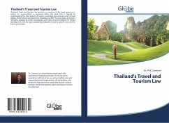 Thailand´s Travel and Tourism Law