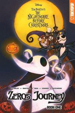 Disney Manga: Tim Burton's the Nightmare Before Christmas - Zero's Journey - Milky, D. J.