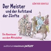 Der Meister und der Aufstand der Zünfte - Ein Abenteuer aus dem Mittelalter (MP3-Download)