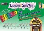 Einfacher!-Geht-Nicht: 19 Hits & Evergreens - für das SONOR BWG Boomwhackers Glockenspiel, m. 1 Audio-CD