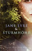 Jane Eyre & Sturmhöhe (eBook, ePUB)