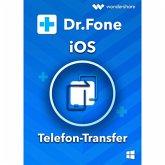 Wondershare Dr. Fone Telefon-Transfer (iOS) PC - 5 Geräte 1 Jahr 5 Geräte 1 Jahr Laufzeit (Download für Windows)
