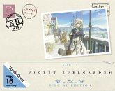 Violet Evergarden - Staffel 1 - Vol. 1 Limited Special Edition