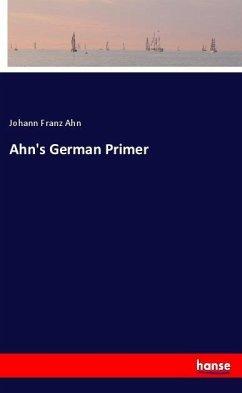 Ahn´s German Primer
