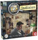 Carletto 646217 - Gamefactory, 13 Indizien, Strategiespiel, Krimispiel